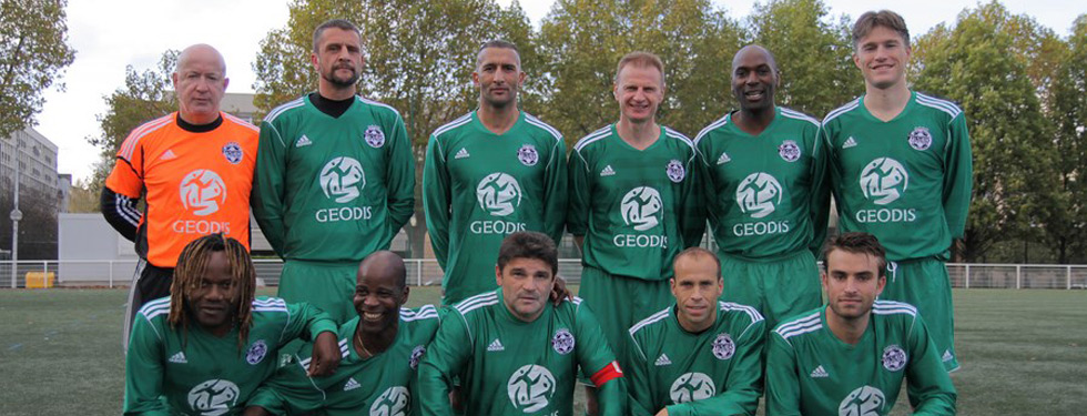 Victoire contre Montrouge (9-4) !