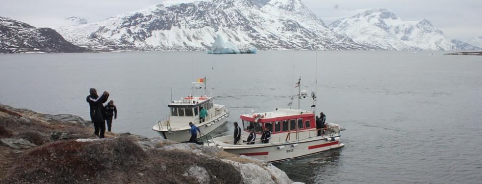 Le Variétés Club de France au Groenland !