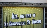 Match contre La Chapelle-Saint-Ursin