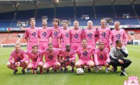 Match contre le Paris Foot Gay