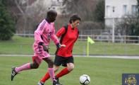 Match contre Cachan