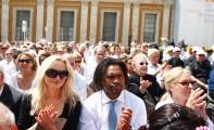 Séjour au Vatican