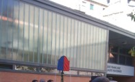 Inauguration de la rue Léon Schwartzenberg
