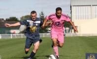 Match contre Chalons-en-Champagne