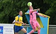 Match contre Lacroix-Saint-Ouen