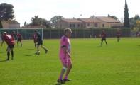 Match contre La Londe Les Maures