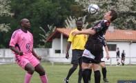 Match contre Boucau