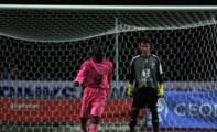 Match contre la Sélection Géodis