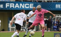 Match contre Clairefontaine-en-Yvelines
