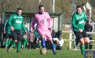 Match contre Breuil-le-Vert