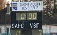 Match contre Cléon
