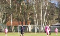 Match contre Thiers-sur-Thève