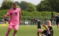 Match contre Équemauville
