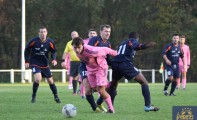 Match contre Chantilly