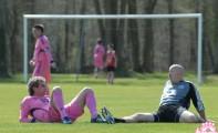 Match contre Lys Chantilly