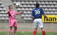 Match contre l'Equipe de France des Médias