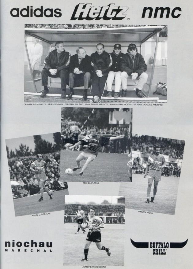 25ème anniversaire du Variétés Club de France