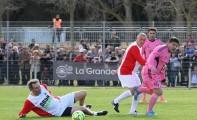 Match contre les Anciens de Montpellier