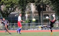 Match contre la Sélection de l'Armée française