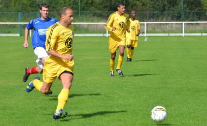 Match contre Tourville-la-Rivière