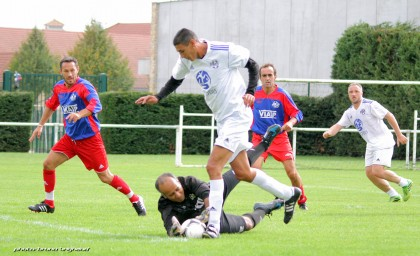 Match contre Tigery