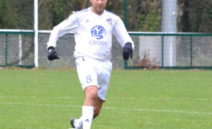 Match contre les Gendarmes de Chantilly