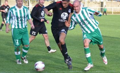 Match contre Villers-Saint-Paul