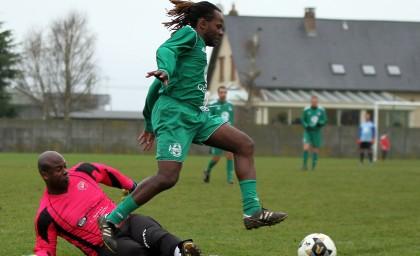 Match contre Etrepagny