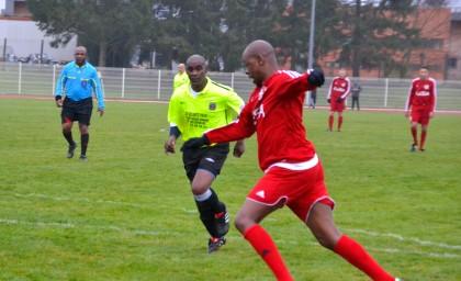 Match contre Louvres