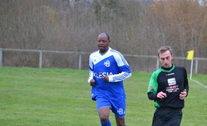 Match contre Chambry
