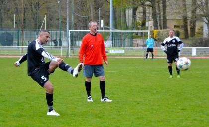 Match contre Beauchamp