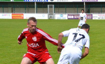 Match contre le Petit-Quevilly