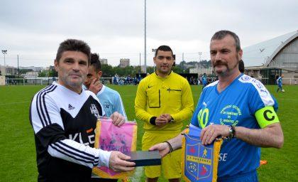 Match contre Suresnes