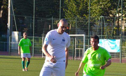 Match contre la Sélection des Armées Françaises