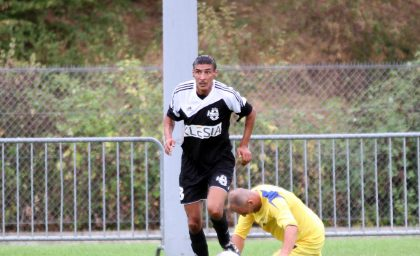 Match contre Poissy