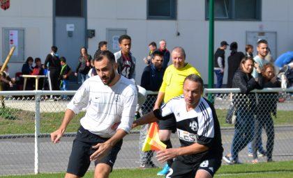 Match contre Taverny