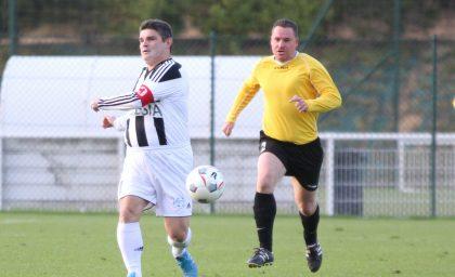 Match contre Marly-lez-Valenciennes