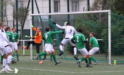 Match contre la Salésienne
