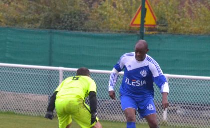 Match contre les Gendarmes de Chantilly