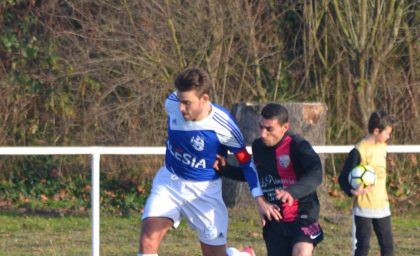 Match contre l'Entente Beaumont/Mours