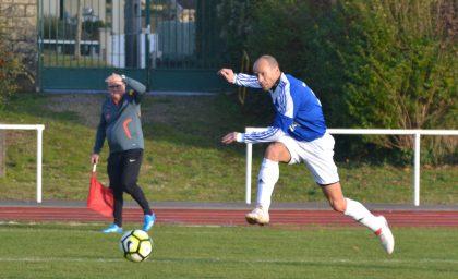Match contre l'Entente Beaumont/Mours