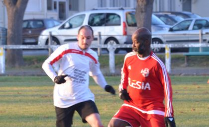 Match contre Chambly