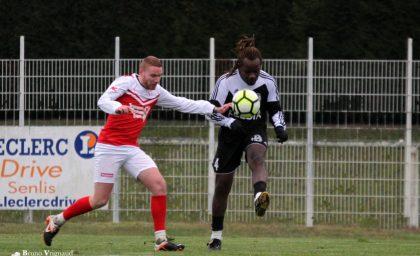 Match contre les Gendarmes de Senlis