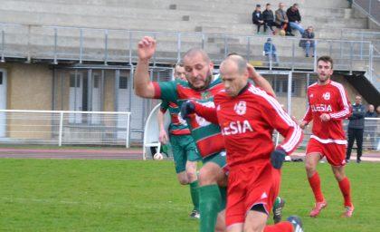 Match contre Saint-Leu-d'Esserent