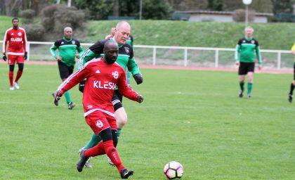 Match contre Saint-Ouen-l'Aumône