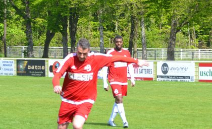 Match contre l'Association des Jockeys