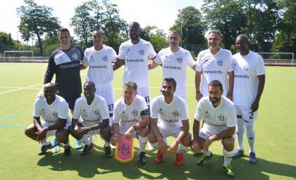 Match contre l'ENA - 30ème anniversaire de franceinfo