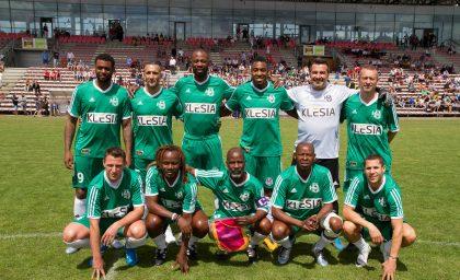Match contre Tournai