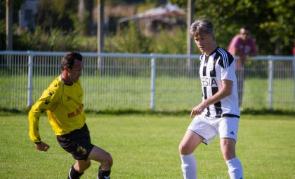 Match contre Folembray