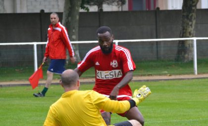 Match contre Villers-Saint-Paul